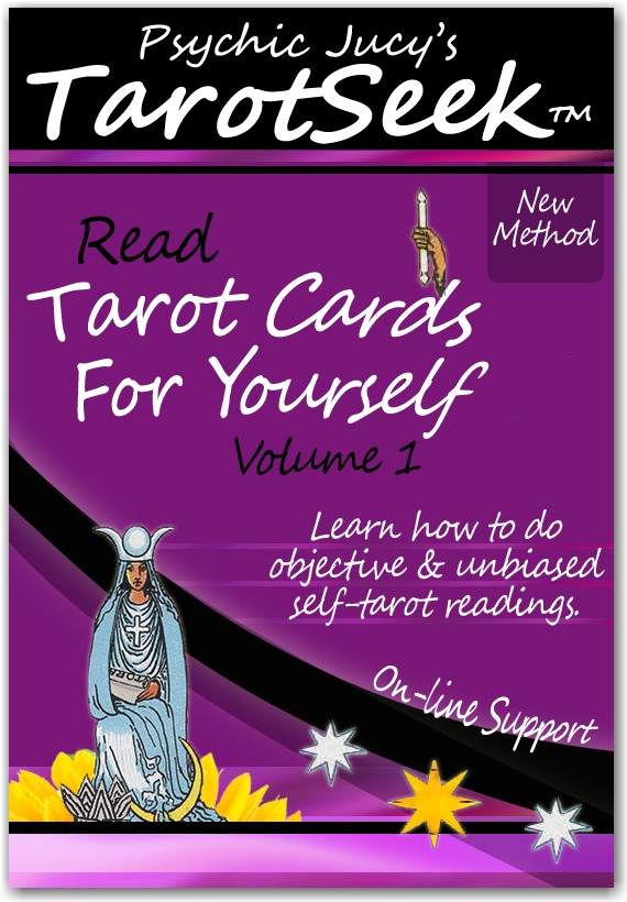 Read Tarot Cards For Yourself